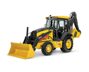 Impaired Driving motor vehicle back hoe