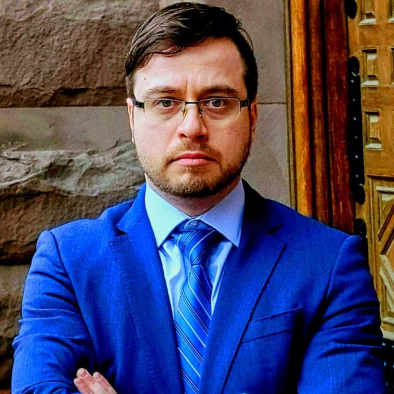 Toronto Criminal Lawyer Vadim Paskarou